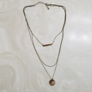 Charming Charlie's Layered Necklace